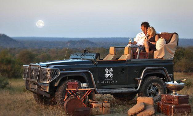 Een onvergetelijke huwelijksreis: samen op safari