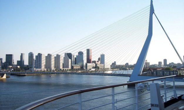 Rotterdam: een stad met veel bedrijvigheid