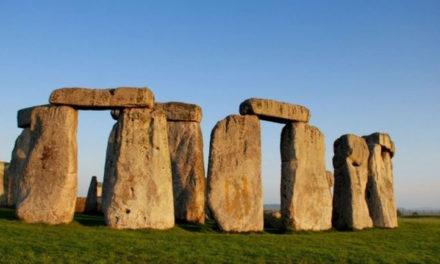 Indrukwekkende, stenen monumenten op de wereld