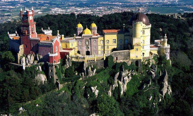 Koninklijke elementen langs de Portugese Rivièra