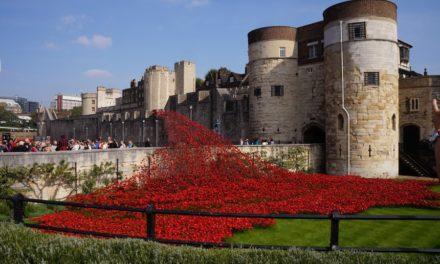 De 5 meest bezochte toeristische attracties in Londen