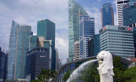 Reis niet verder voor je Singapore hebt bezocht