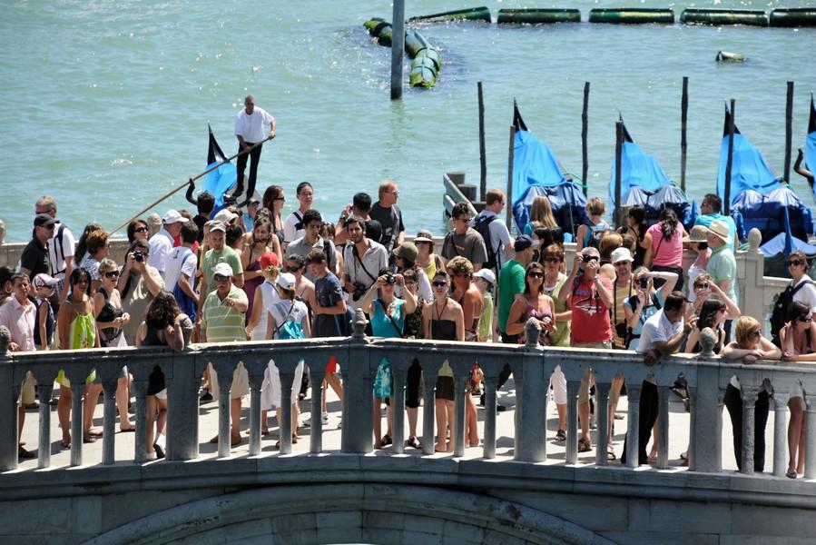 Venetie toeristen