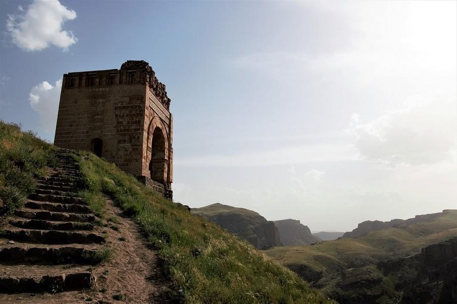 Azerbeidzjan Zahhak kasteel