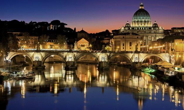 Stedentrip Rome met heerlijk verblijf