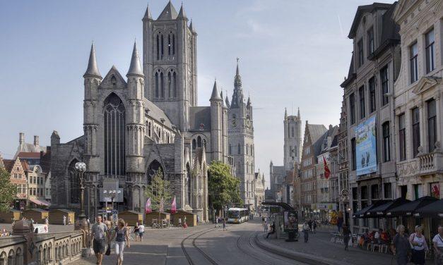 Bezoek Gent met de liefde voor bier