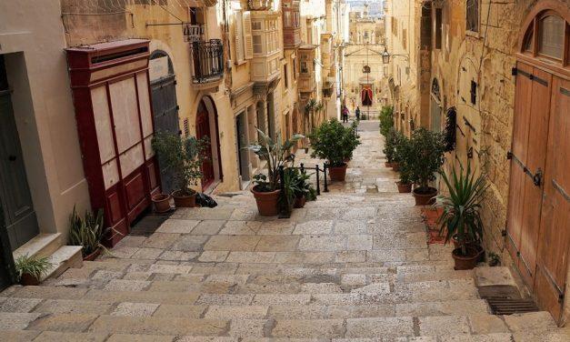 Klein, maar beeldschoon Malta