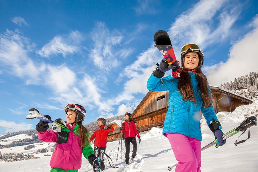 Skiën in Zuid-Tirol